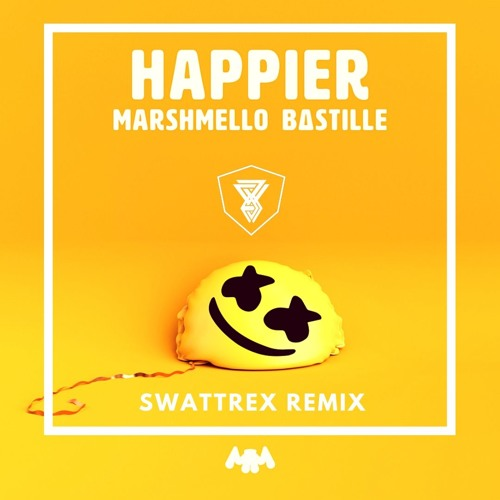 Marshmello Ft. Bastille - Happier( Swattrex Remix )( Free Download )