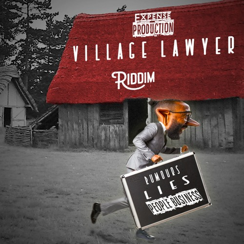 Reggae Riddim instrumental -Village Lawyer Riddim 2018 by