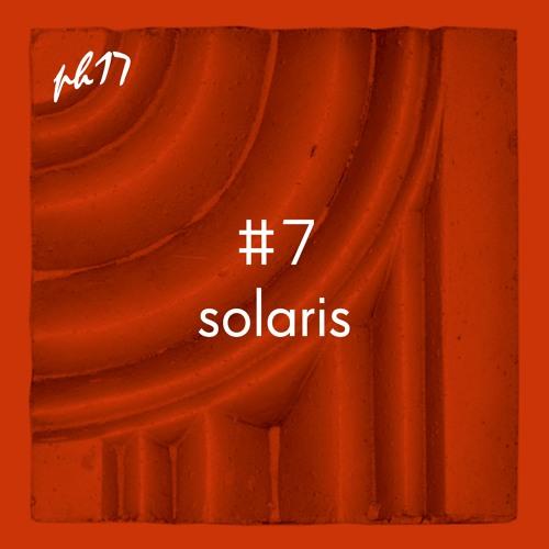 PH17 Mix #7 - SOLARIS
