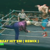 【Free download】LET THE BEAT HIT'EM ( Miami Bass REMIX )【Music Video】
