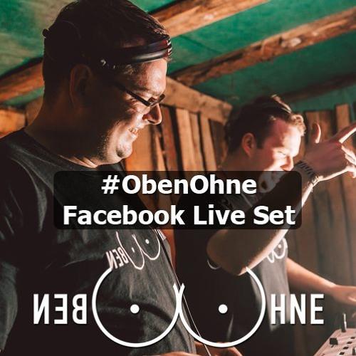 ObenOhne - Facebook LiveSet - Oktober 2018 - Free Download