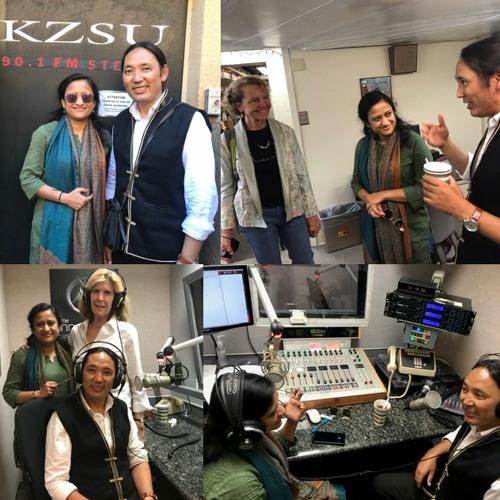 Chaitime with award-winning filmmaker Stanzin Dorjai Gya