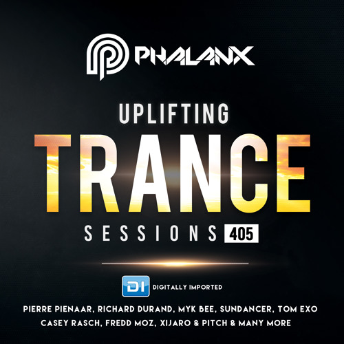 Uplifting Trance Sessions EP. 405 / 14.10.2018 on DI.FM