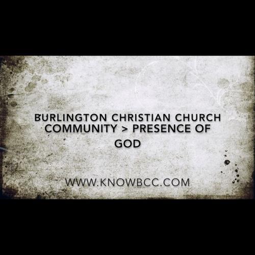 Community > Presence of God