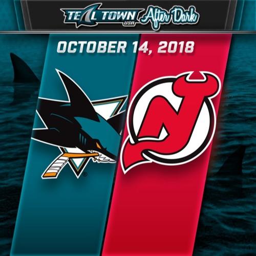 Teal Town USA After Dark (Postgame) - Sharks @ Devils - 10 - 14 - 2018