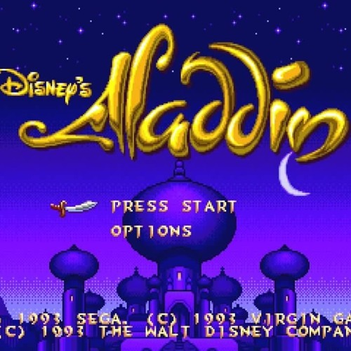 Episode 154: Disney's Aladdin