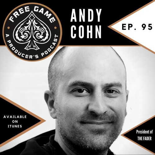 WLPWR's Freegame Producer's Podcast Episode 95 ft. Andy Cohn