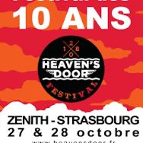 VIP - Les 10 ans du festival Heaven's Door