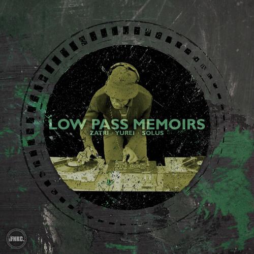 Zatri · Yurei · Solus - Low Pass Memoirs (Cassette Snippet)