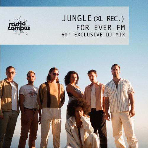 JUNGLE | 60' DJ mix | Campus Club
