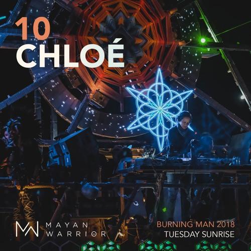 Chloé - Mayan Warrior - Burning Man 2018