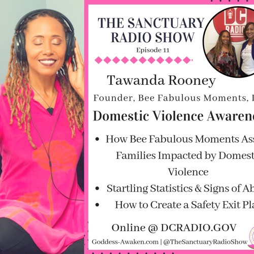 Episode: 11 Domestic Violence Awareness