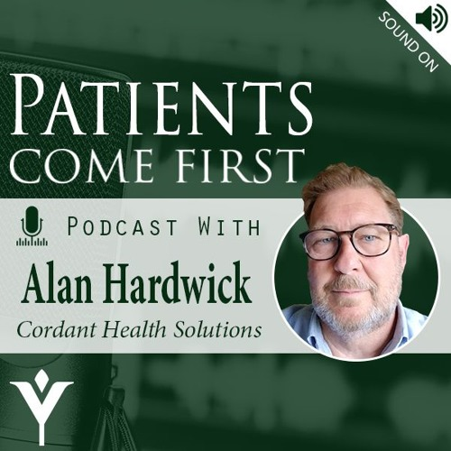 VHHA Patients Come First Podcast - Alan Hardwick