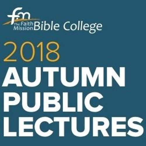 FMBC Public Lectures - Joshua