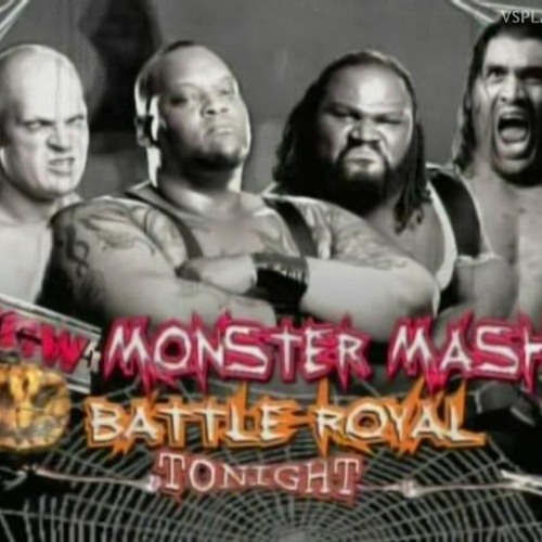 Who Booked This? - Monster Mash Battle Royal