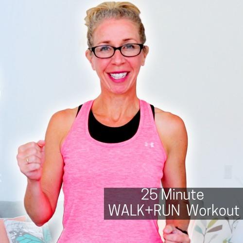Feel Like You're FAILING?  Do THIS!  (25 minute RUN + WALK)