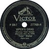 Viper's Drag     Fats Waller