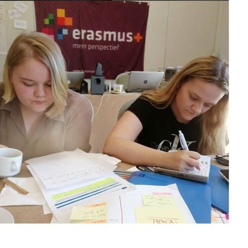 Erasmus+ Eyeopener 2018. Reflections. (ENGLISH)