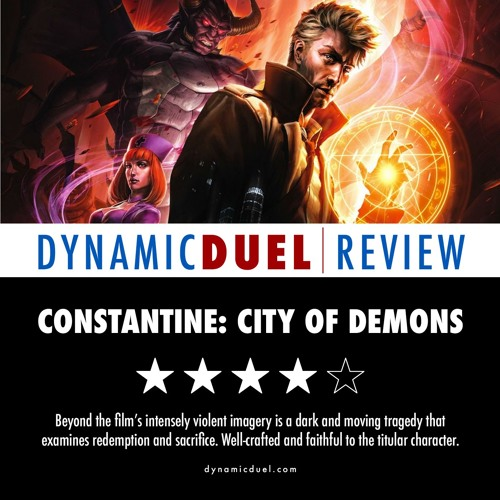 Constantine: City of Demons Review