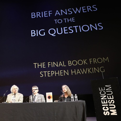 Professors Malcolm Perry, Andrew Strominger and Fay Dowker on Hawking's final research