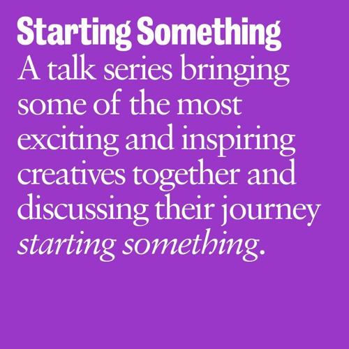 Starting Something #1