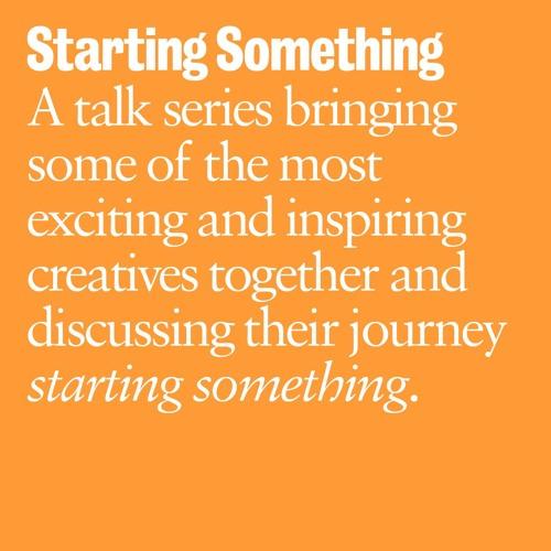 StartingSomething #2