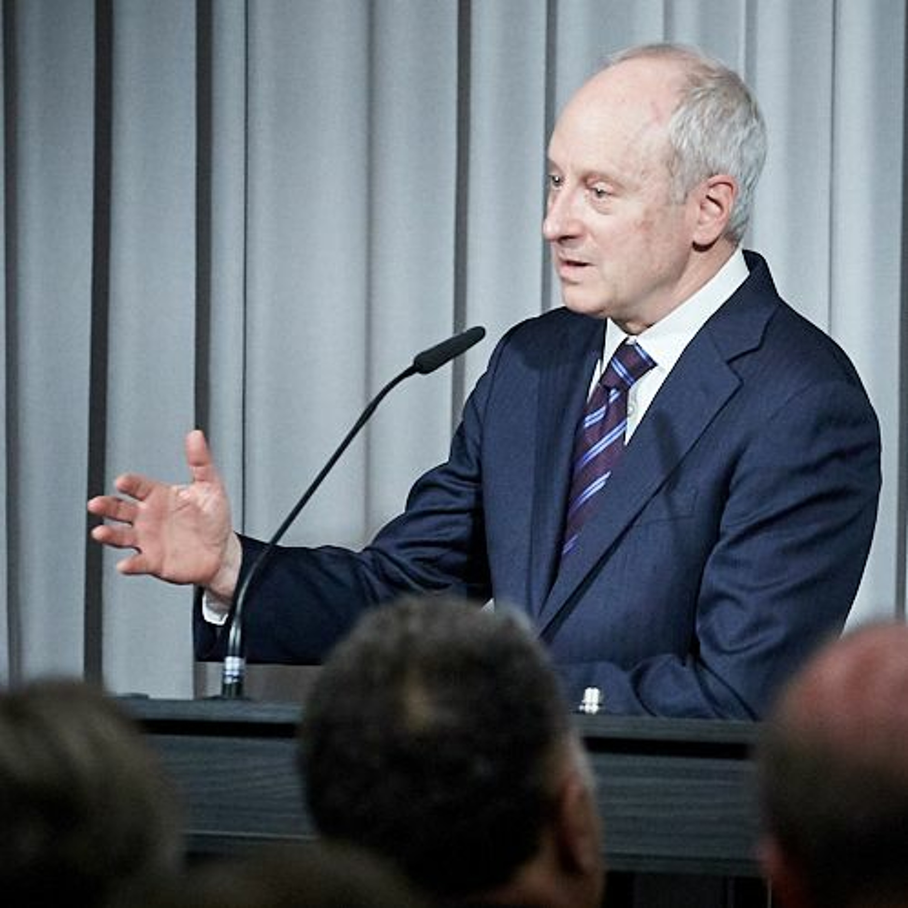 Beyond the Lecture: Michael Sandel