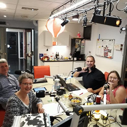 Radio-interview De Ondernemer deel 1
