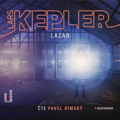 Lars Kepler - Lazar / čte Pavel Rímský - demo - OneHotBook