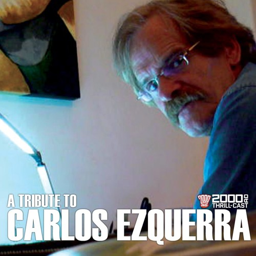 A tribute to Carlos Ezquerra