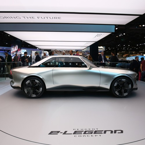 Overdrive: Paris Motor Show quirky cars reviewed; Smart ForEase; Peugeot e-Legend and others
