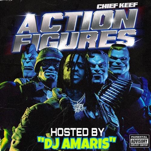@djamaris1 Exclusive Chief Keef - Action Figures