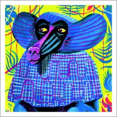 WRTH & Lunatica Orchestra - Blue Monkey Advertisement For A Zoo