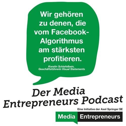 MEPod - mit Kerstin Schiefelbein von Visuals Statements