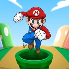 Super Mario - Original Theme (Lucas Fader Remix)