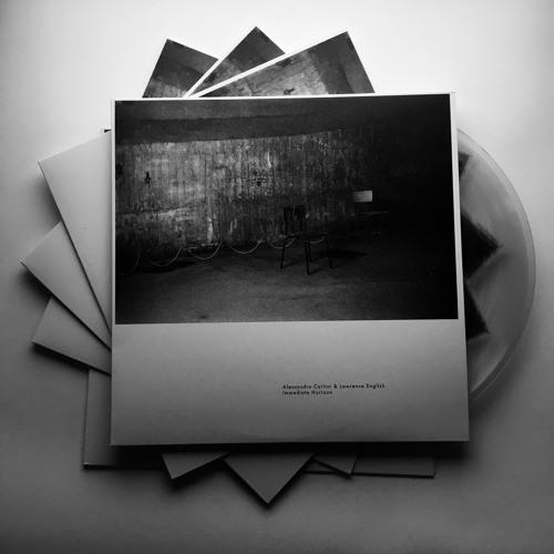 "Alessandro Cortini & Lawrence English ""Immediate Horizon"" - From IMPREC466 LP - Pre-Order Now"