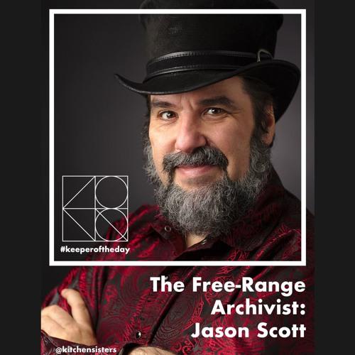The Free-Range Archivist: Jason Scott