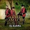 Ariel Camacho - El Karma (Oficial) Portada del disco