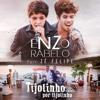Dj Alisson Mix Feat Enzo Rabelo & Zé Felipe- Tijolinho Por Tijolinho (2019) Portada del disco