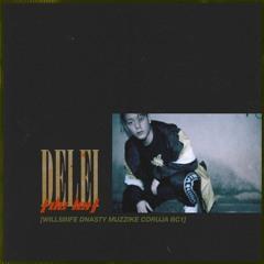 WillsBife - DE LEI ft. DNASTY, Muzzike & Coruja BC1