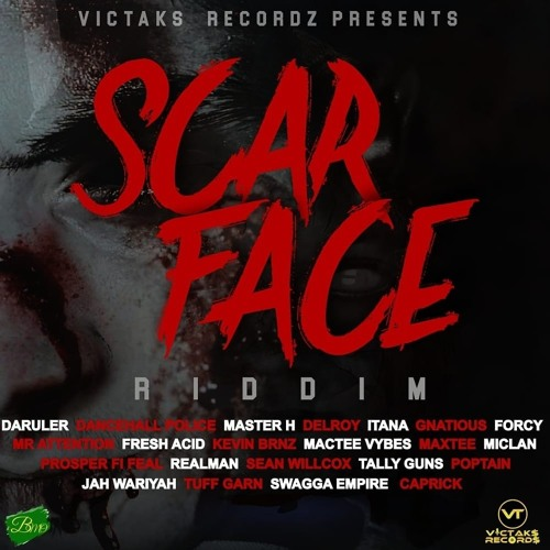 Scarface Riddim(pro by Forcy)Oct 2018 by victaks   Vic Taks
