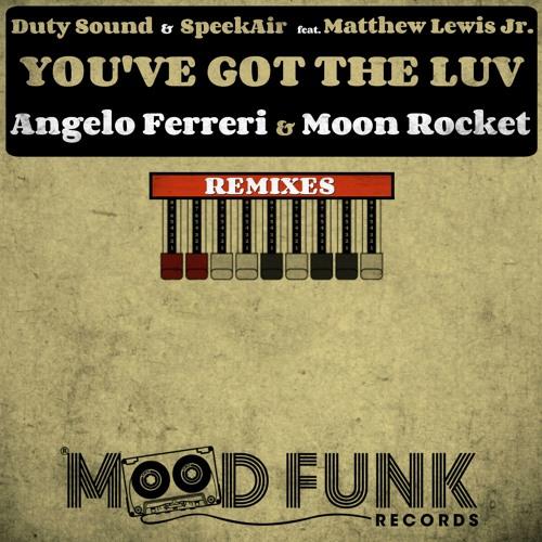 YOU'VE GOT THE LUV (Angelo Ferreri & Moon Rocket 'Rooftop Live' Mix) // MFR160