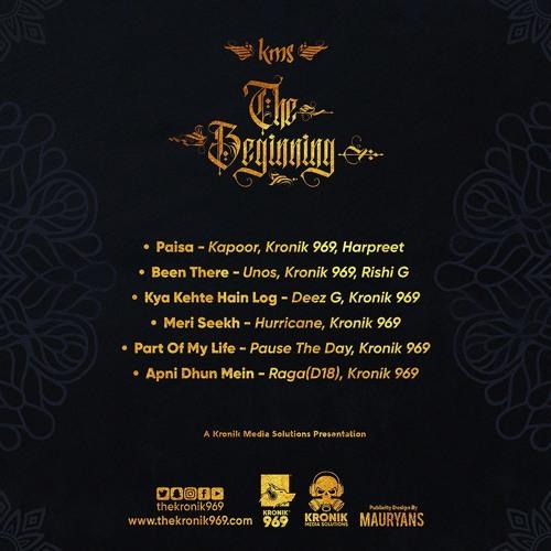Kronik 969 - Paisa ft Harpreet and Kapoor