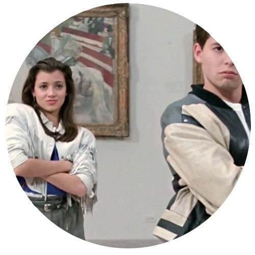 Ferris Bueller's Girlfriend