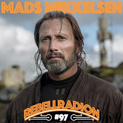 Rebellradion - #97 - Mads Mikkelsen