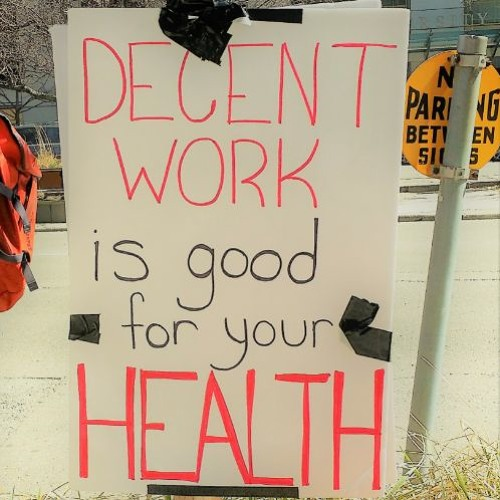 e.304 - #FairWagesNow: Wages & Working Conditions as a Public Health Issue ft. Robyn Beckett of DWHN