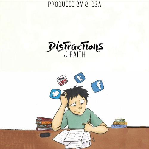 Distractions (Prod. By 8-BZA)