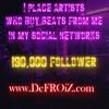 De FROiZ - My lyrics (Version Four) [Free Hip-Hop Instrumental]