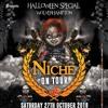 Niche @ Wolverhampton Academy 27/10/2018