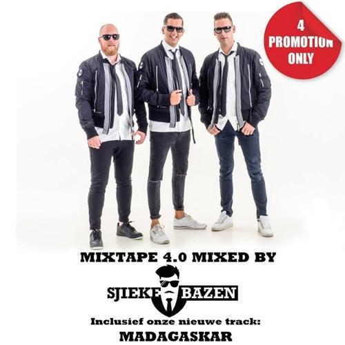 Sjieke Bazen - Mixtape 4.0